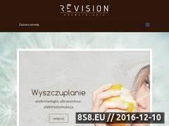 Miniaturka domeny revision.com.pl
