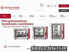 Miniaturka Revolution - sprzęt gastronomiczny (revolution.pl)