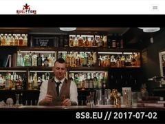 Miniaturka revolutionbar.pl (Mobilny barman - Revolution Bar)