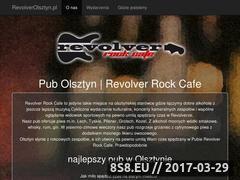 Miniaturka revolverolsztyn.pl (Pub w Olsztynie - Revolver)