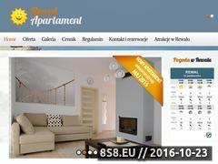 Miniaturka domeny rewal-apartament.pl