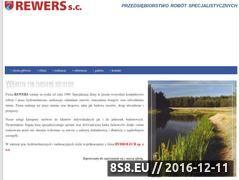 Miniaturka domeny www.rewers.combiz.pl