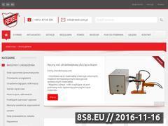 Miniaturka domeny rexel.com.pl