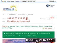 Miniaturka domeny www.rezerwujwakacje.com.pl