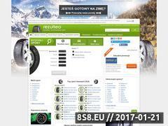 Miniaturka domeny www.rezulteo-opony.pl