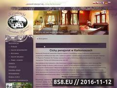Miniaturka domeny www.rezydencjalawendowewzgorze.pl