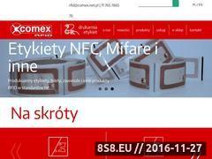 Miniaturka domeny rfid.comex.net.pl