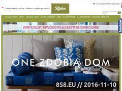 Miniaturka domeny www.ridex.com.pl