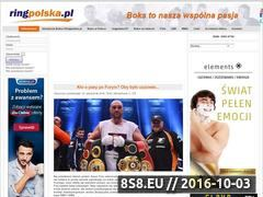 Miniaturka domeny ringpolska.pl