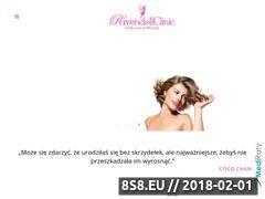 Miniaturka domeny rivendellclinic.pl