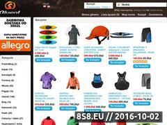Miniaturka rivent-sklep.pl (Sprzęt dla miłośników kajakarstwa)