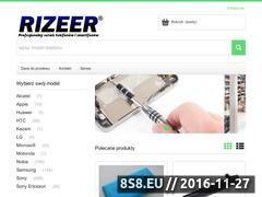 Miniaturka domeny rizeer.pl