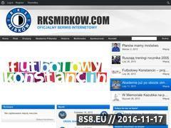 Miniaturka domeny rksmirkow.com