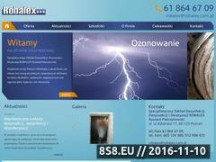 Miniaturka domeny www.robalex.com.pl