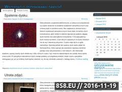 Miniaturka domeny www.robbackupy.katowice.pl