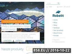 Miniaturka domeny www.robelit.pl