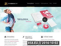 Miniaturka domeny robiedobrze.com