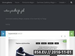 Miniaturka robimyaukcje.pl (Darmowe szablony Allegro, Pomocnik Allegro)