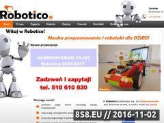 Miniaturka domeny robotico.pl