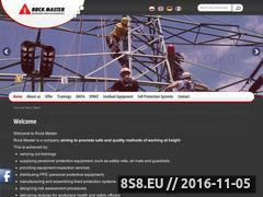 Miniaturka domeny rockmaster.com.pl