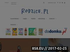 Miniaturka domeny www.rodzice.pl