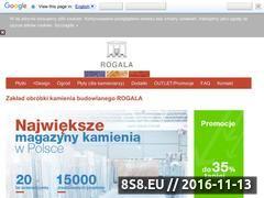 Miniaturka domeny www.rogala.com.pl