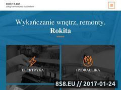 Miniaturka domeny www.rokita.biz