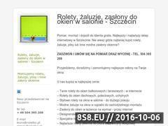 Miniaturka domeny roletycentrum.pl