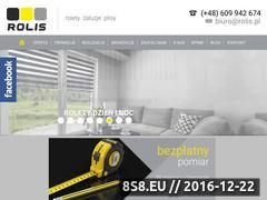 Miniaturka domeny www.rolis.pl