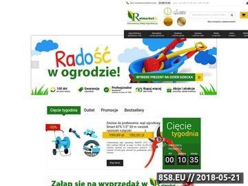Zrzut strony Siatka na krety