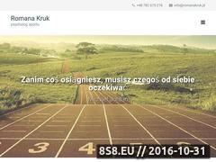 Miniaturka domeny www.romanakruk.pl