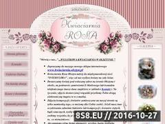 Miniaturka domeny www.rosa.megahost.pl