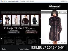 Miniaturka domeny rosomak.pl