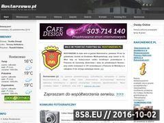 Miniaturka domeny rostarzewo.pl