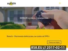 Miniaturka domeny rotech.ostrowiec.pl