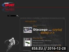 Miniaturka domeny www.rowersport.pl