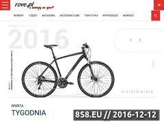 Miniaturka domeny rowery-merida.pl