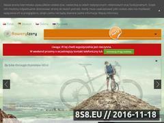 Miniaturka roweryizery.pl (Wypozyczalnia Rowerów, sprzedaż rowerów HEAD)