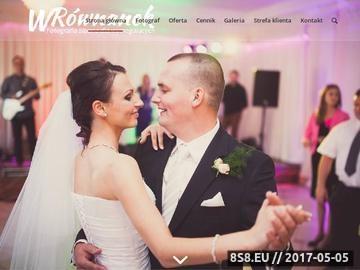Zrzut strony Fotografia ślubna Chojnów, Legnica, Lubin. Sesję ślubne, Fotograf ślubny