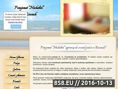 Miniaturka domeny www.rowymichalek.pl