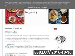 Miniaturka Blog kulinarny (rozgardiaszkuchenny.blogspot.com)