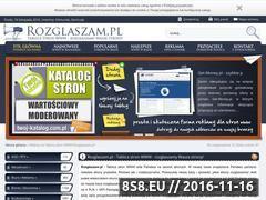 Miniaturka domeny www.rozglaszam.pl