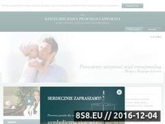 Miniaturka domeny www.rozwody-jureko.pl
