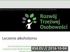 Miniaturka domeny rozwoj-trzezwej-osobowosci.pl