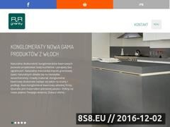 Miniaturka domeny rrgranity.pl