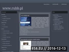 Miniaturka domeny www.rubb.pl