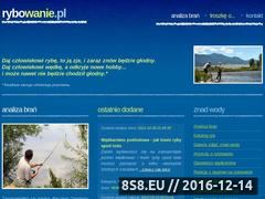 Miniaturka domeny www.rybowanie.pl