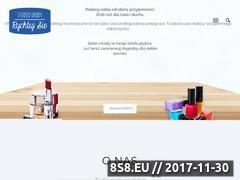 Miniaturka www.rychtujsie.pl (Zabiegi kosmetyczne, manicure, pedicure i IPL)
