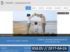 Miniaturka domeny ryki-ubezpieczenia.pl