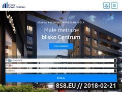 Miniaturka domeny rynek-deweloperski.pl